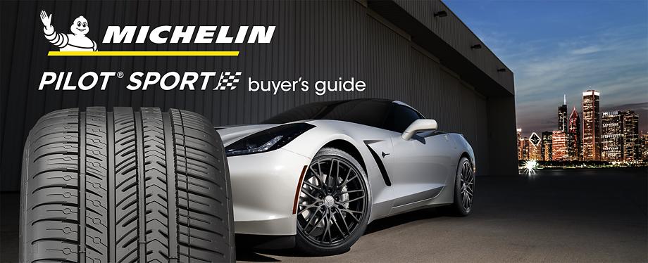 Michelin Pilot Sport buyer's guide