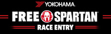 Yokohama Spartan Race Admission (Up to $190 value)