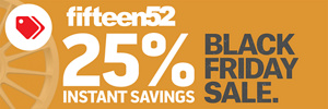 25% Instant Savings on fifteen52
