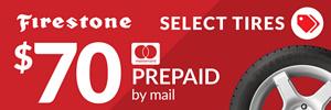 Firestone Mail in Rebate