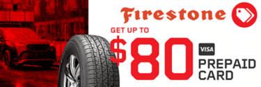Firestone Rebate