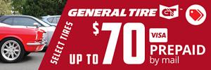 General Mail in Rebate
