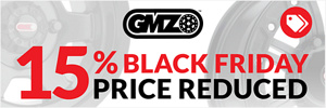 15% Price Reduction on GMZ Racing Wheels