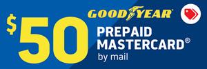 $50 Goodyear Rebate