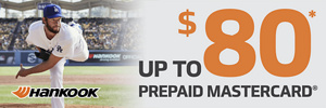 Up to $80 Hankook Rebate