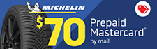 $70 Michelin Rebate