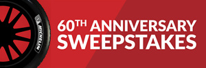 Discount Tire Direct 60th Anniversary Sweepstakes