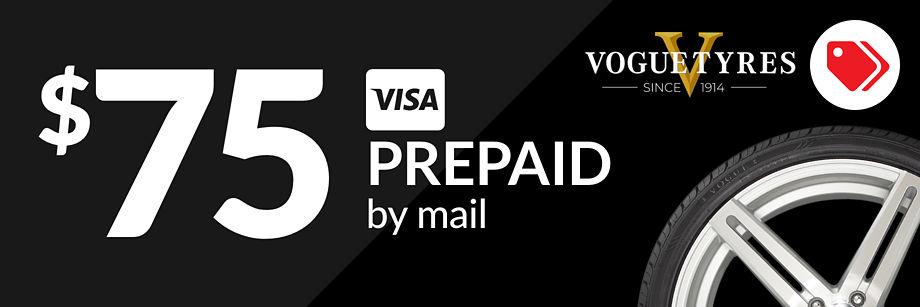 $75 Vogue Signature V Rebate