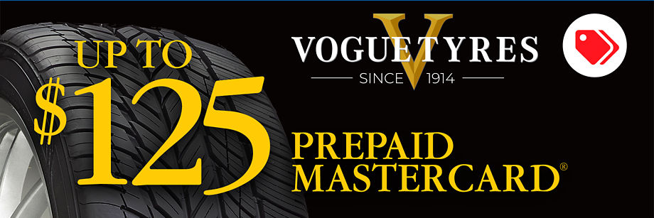 Up to $125 Vogue Rebate