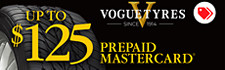 Up to $125 Vogue Rebate