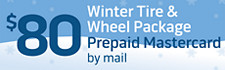 Ready for Winter? $80 Package Rebate